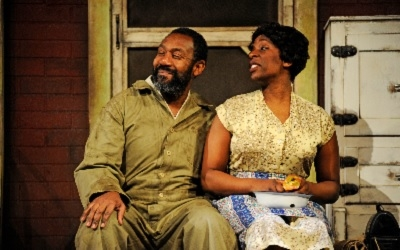 Tanya Moodie - Fences at the Duchess