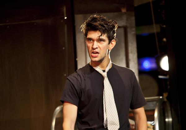 Ben Whishaw as Baby in Mojo