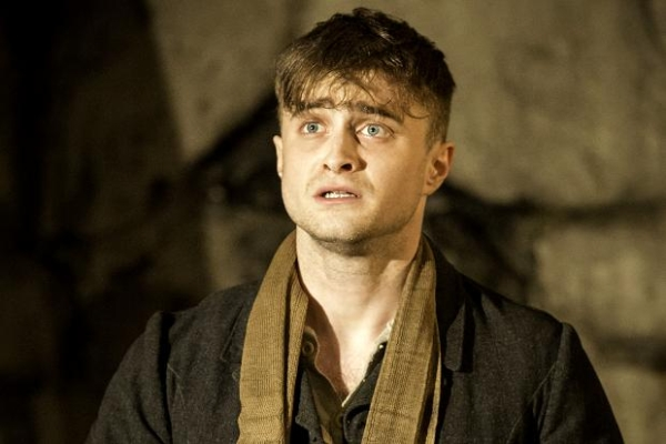 Daniel Radcliffe as Billy in The Cripple of Inishmaan