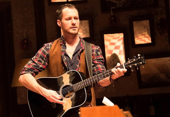 Declan Bennett in Once