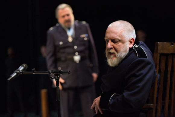 Simon Russell Beale in King Lear