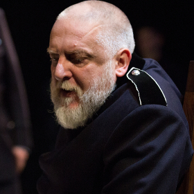 Simon Russell Beale as King Lear