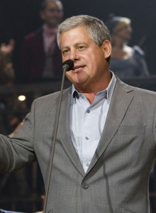 Cameron Mackintosh at the 25th anniversary of Phantom