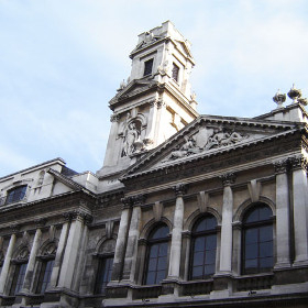 Shoreditch Town Hall was built in 1865