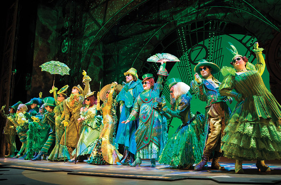Wicked will continue into its ninth year
