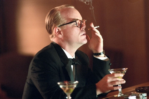 Philip Seymour Hoffman won an Oscar for Capote (2005)