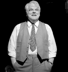 Hoffman in Death of a Salesman (2012)