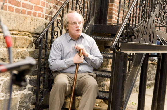 Philip Seymour Hoffman in Synedoche, New York (2008)