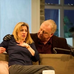 Claire Goose and Les Dennis - The Perfect Murder