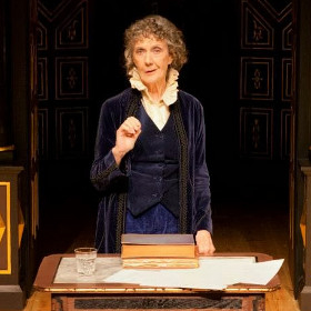 Eileen Atkins as Ellen Terry