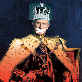 Poster image for King Charles III