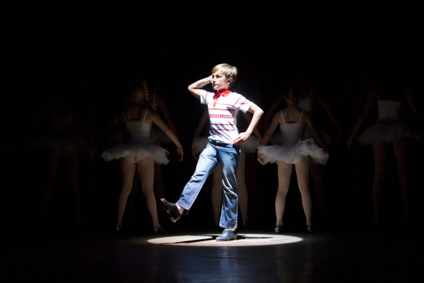 Redmand Rance as Billy Elliot