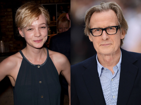 Carey Mulligan and Bill Nighy