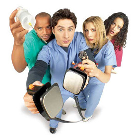 Scrubs The Musical in London