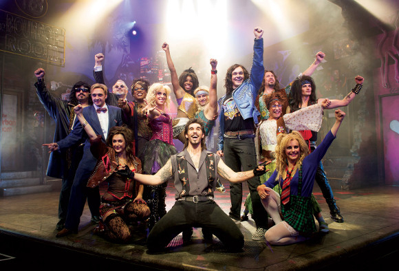 Rock of Ages in the West End