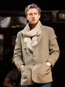 Arthur Darvill in Once on Broadway
