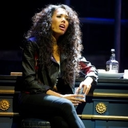 Jade Ewen as Dee Dee in Tonight's the Night
