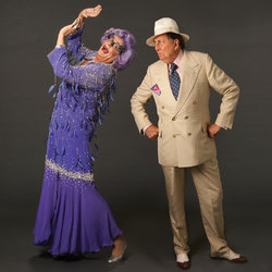 Barry Humphries' Farewell Tour - Eat Pray Laugh! continues at the Grand Theatre Leeds until 1 March.