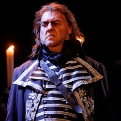 Bryn Terfel as Scarpia in 2011 (Royal Opera)