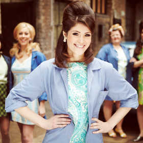 Confirmed: After much rumour, it has been announced that Gemma Arterton will star in the musical version of Made in Dagenham
