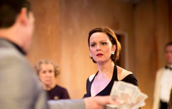 Rachael Stirling (Rose) in Variations on a Theme