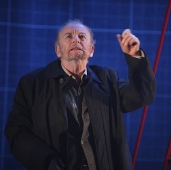 Ian McDiarmid as Galileo