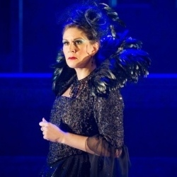 Samantha Hay as the Queen of the Night in The Magic Flute (ETO)