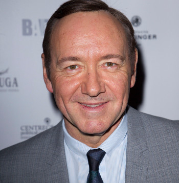 Kevin Spacey at the Old Vic's 24 Hour Plays gala