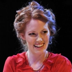 Clare Foster in The Octagon Theatre's production of A Streetcar Named Desire.