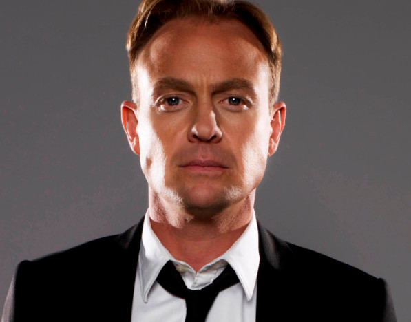 Jason Donovan will play chauvinistic sharp-shooter Frank Butler