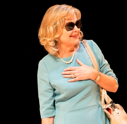 Sinead Cusack as Polly Wyeth