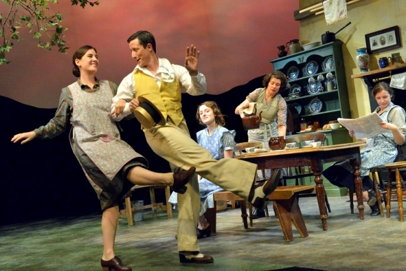 comparative essay dancing at lughnasa 2018-7-17  deprovincializing brian friel's drama in america, 2009 and 2014: dancing at lughnasa in fort myers, florida, and faith healer in houston, texas.