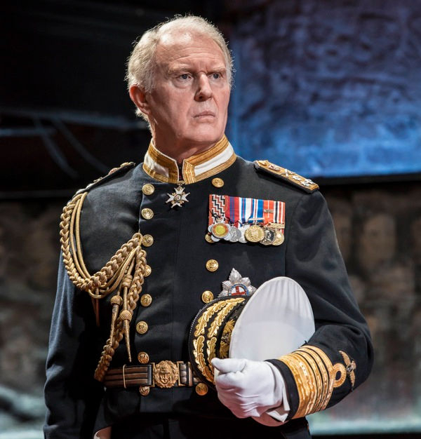 Affable: Tim Pigott-Smith as Charles