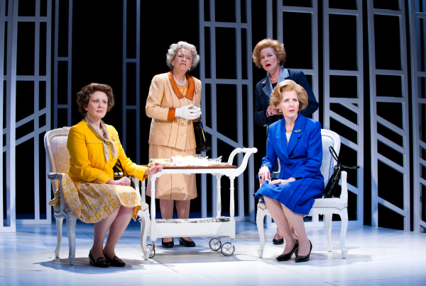 'So much more than impersonations': The cast of Handbagged