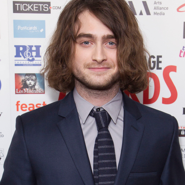 Daniel Radcliffe is nominated for Outstanding Actor in a Play