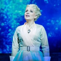 Louise Dearman as Mrs D