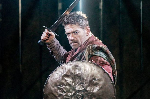 Kenneth Branagh in the Manchester International Festival production of Macbeth