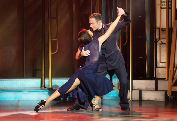 Vincent and Flavia in Dance 'til Dawn