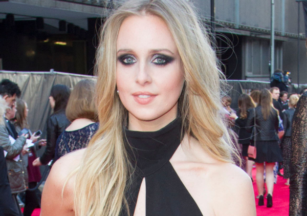 Diana Vickers at the 2014 Olivier Awards