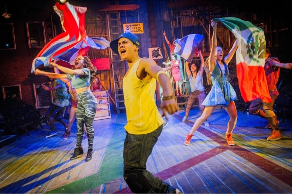 'Irresistible vitality' - the company of In the Heights