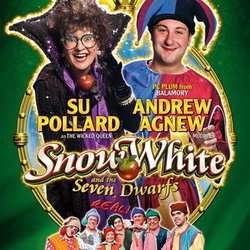 Snow White at the Sunderland Empire this Christmas