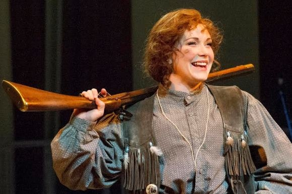Emma Williams as Annie Oakley