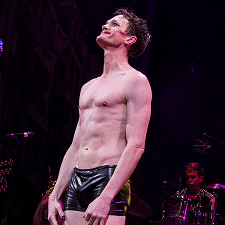 Neil Patrick Harris is among the Tony nominees, for Hedwig and the Angry Inch