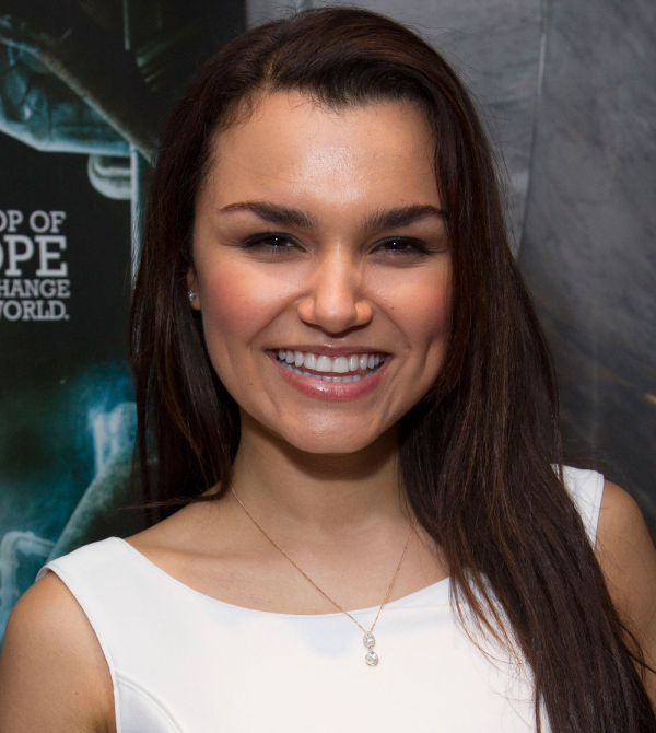 Samantha Barks will star in City of Angels