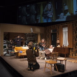 Alan Bennett's Enjoy at the West Yorkshire Playhouse until 7 June 2014.