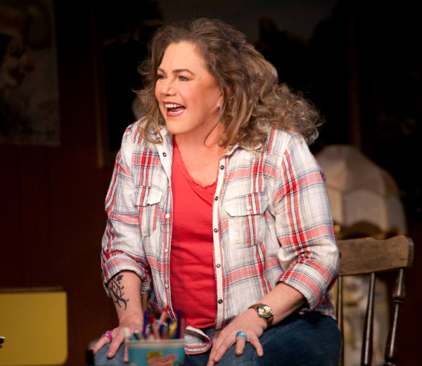 'Uncompromising toughness' - Kathleen Turner as Maude