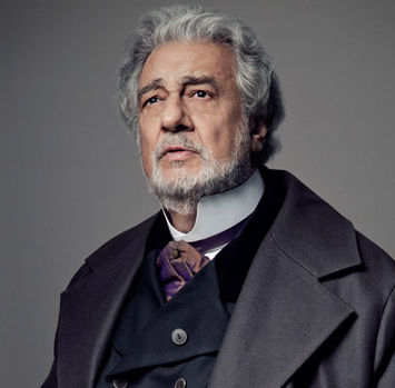 Placido Domingo will perform on Saturday