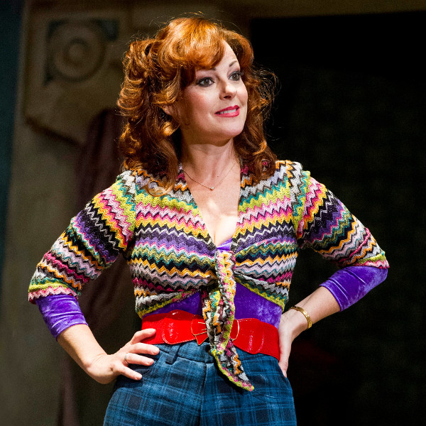 Ruthie Henshall as Mrs Wilkinson in Billy Elliot