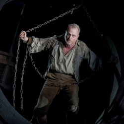 Peter Wedd as Florestan in Fidelio (Garsington Opera)