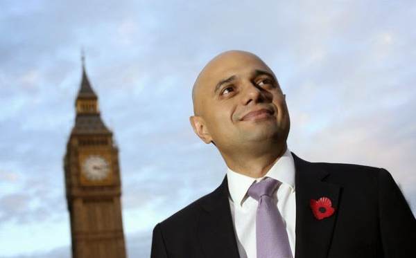 Persuasive: Sajid Javid wants 'culture for all'